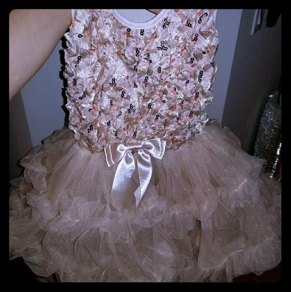 bd714bdad91e Popatu Dresses   Champagne Dress   Poshmark